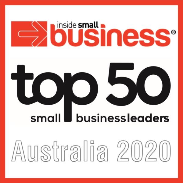 ISB Top50 Small Business Leaders 2020 Report (Australia)