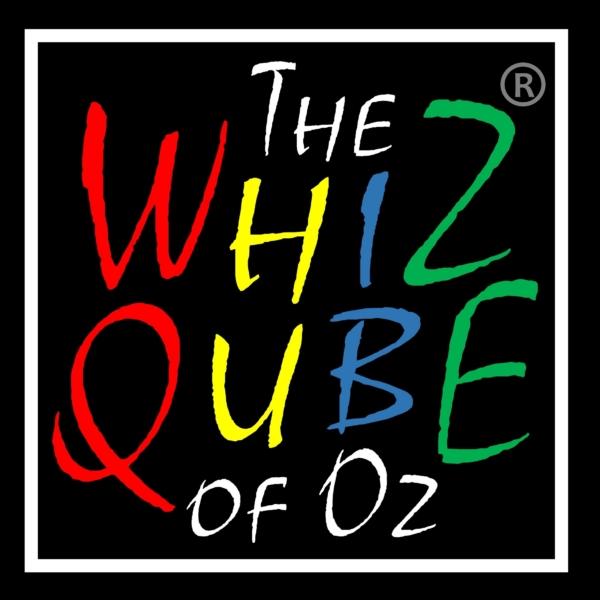 The WhizQube of Oz® logo